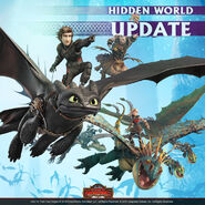 SoD-Hidden World Update-Promo