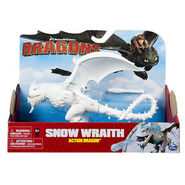 Snow Wraith Action Figure