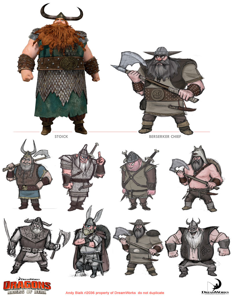 Oswald the agreeable how to train your dragon wiki fandom berserker chief concept ccuart Images