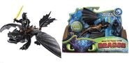HTTYD THW Hiccup and Toothless toy