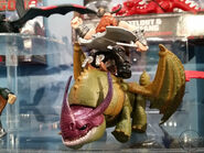Skullcrusher Dragon Friends Action Figure