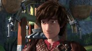 Hiccup trying to make TB understand that Stoick isn't very generous when it comes to his axe