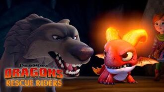Wolf Attack! DRAGONS RESCUE RIDERS