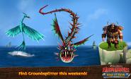 ROB-Groundsplitter Ad