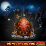 ROB-Hotshot Egg Ad