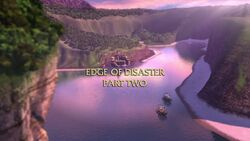 Edge of Disaster Part II title card