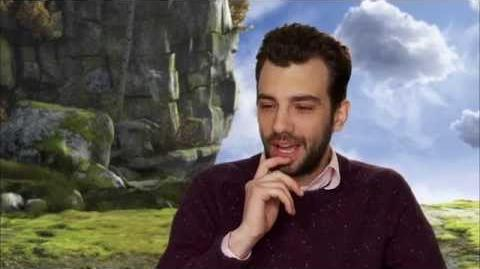 "How To Train Your Dragon 2 JAY BARUCHEL ""Hiccup"" On Set Movie Interview"