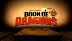 Book of Dragons title card