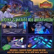 Lokis Maze of Mayhen 2015