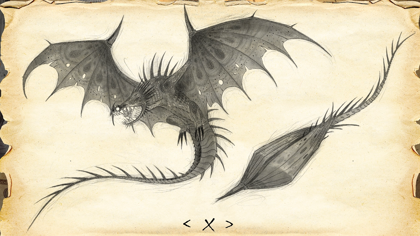 how to train your dragon 2 concept art book