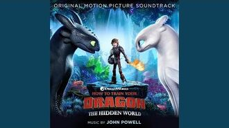 Together from Afar (How to Train Your Dragon The Hidden World)