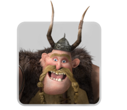 Gobber the belch franchise how to train your dragon wiki gobber icon ccuart Images