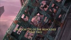 Dragon Eye of the Beholder Part II title card