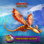 ROB-Snotlout's Fireworm Queen Ad