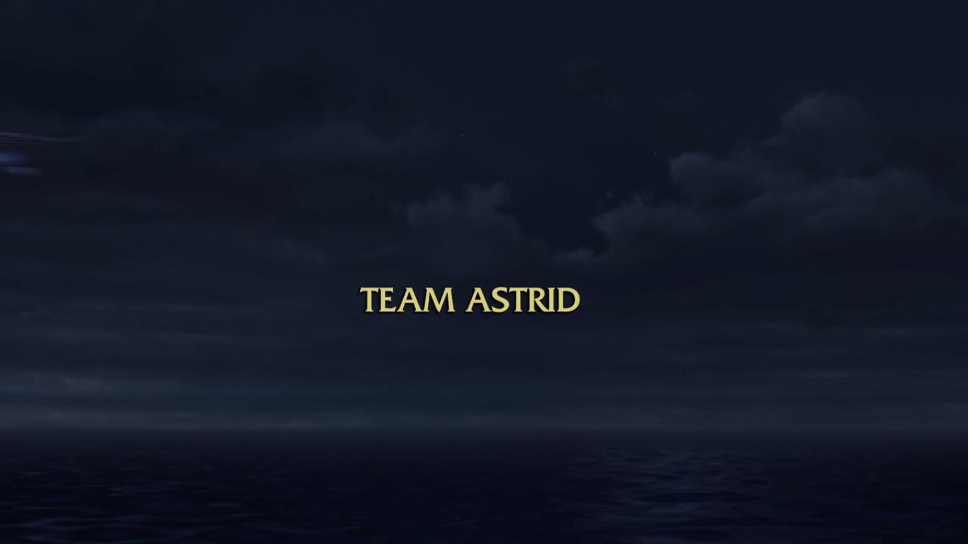 Team Astrid title card
