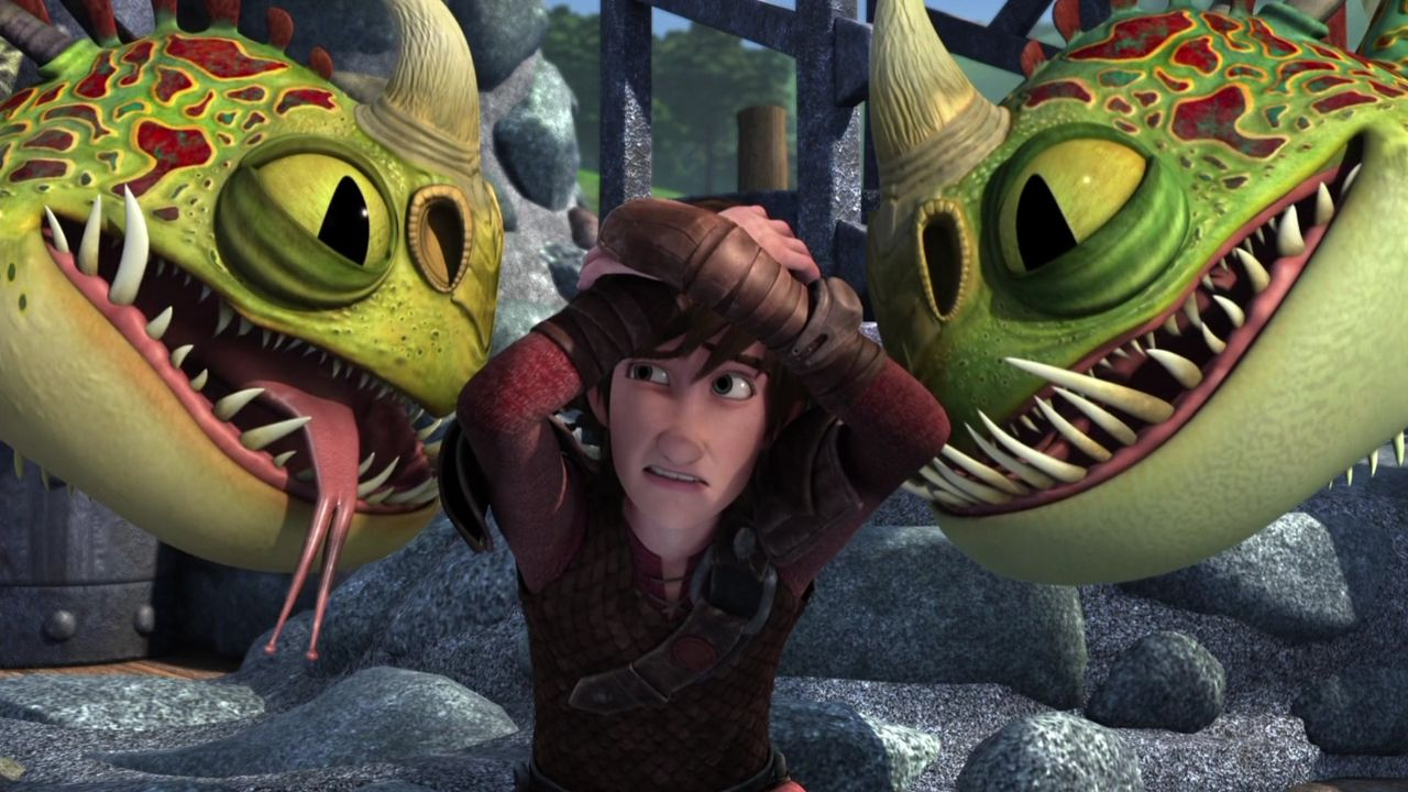 The zippleback experience how to train your dragon wiki fandom the zippleback experience ccuart Images