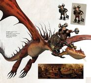 The Art of How to Train Your Dragon The Hidden World - 73