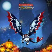 Dreadfall Toothless promo