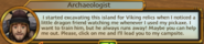 Archaeologist Wants to Train a Dragon Friend