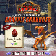 GrappleGrounderEggSale