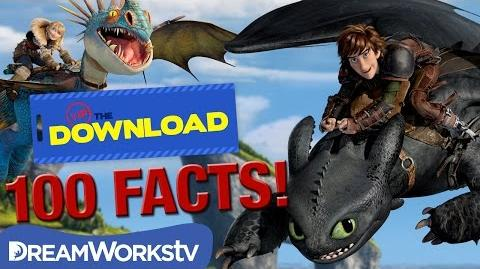 100 HTTYD Facts Only True Fans Know THE DREAMWORKS DOWNLOAD
