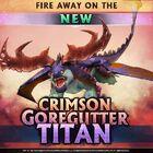 Titan Crimson Goregutter
