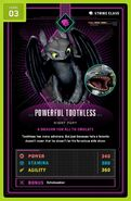 Level3 design toothless