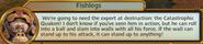 Catastrophic Quaken as a Wall Tester