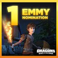 1 Emmy Nomination