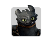 Toothless Icon