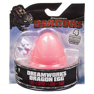 Bewilderbeast Egg Toy