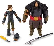 Hiccup Drago Toy 1