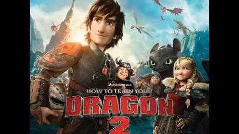 How to Train your Dragon 2 Soundtrack - 19 Where No one Goes (Jónsi)