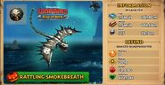 Rattling Smokebreath Stats