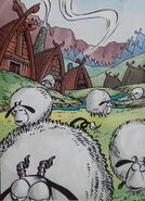 Sheep in Dangers of the Deep 5