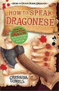 How to Speak Dragonese Read Before Movie Cover