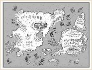 Berk and meathead islands