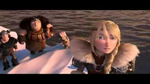 HOW TO TRAIN YOUR DRAGON 2 - TV Spot 3