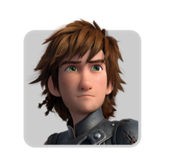 Human Icon-Hiccup
