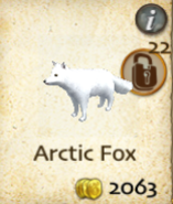 Arctic Fox HTTYD
