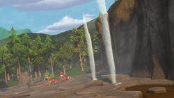 FF - The geyser posing a threat