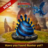 ROB-Runter Egg Ad