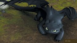 Toothless Gallery httyd1 2wm