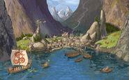 Berk Harbour concept