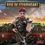 Rise of Stormheart Sale