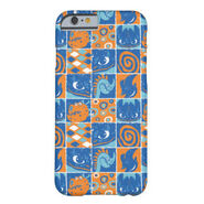 Dragon Patches Pattern Barely There iPhone 6 Case