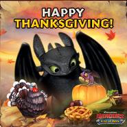 ROB-Happy Thanksgiving Ad