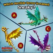 ROB-Terrors Sneaky Ad