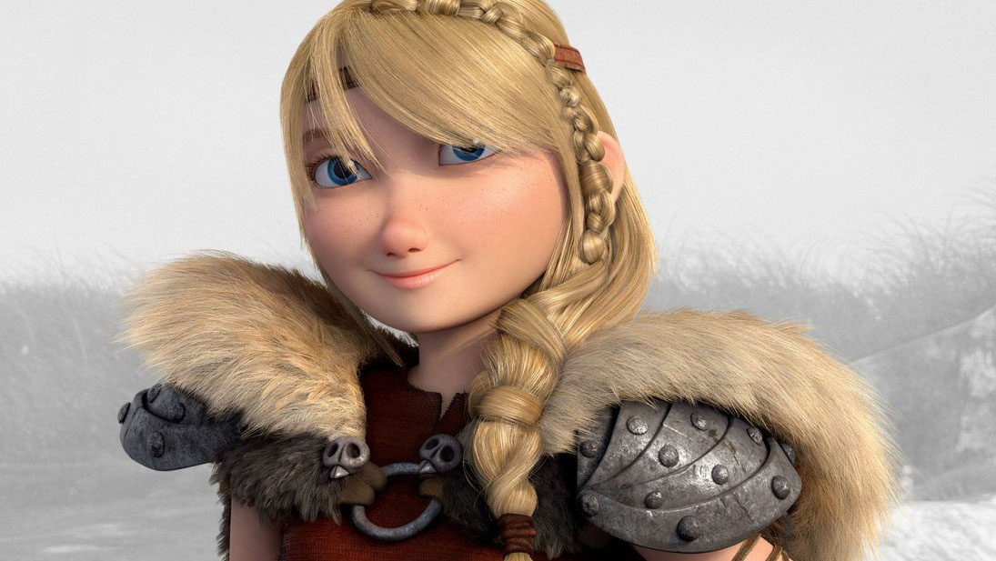 Astrid Wallpaper How To Train Your Dragon1
