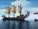 Dragon Hunter Ships